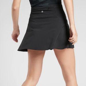 Athleta Match Point Tennis Mini Skirt Skort